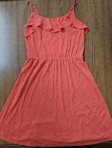 Mossimo Supply Co Orange Dress